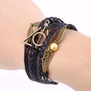 Harry Potter braided bracelet